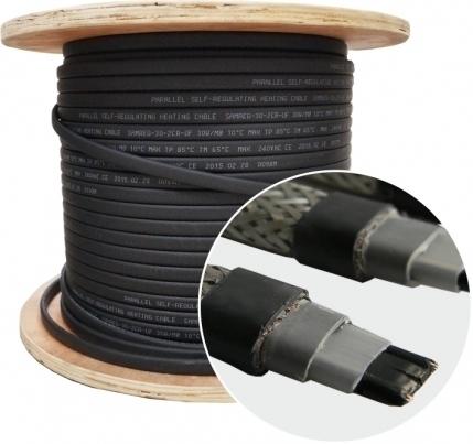 Саморегулирующийся кабель на отрез