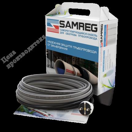 Комплект саморегулирующего кабеля